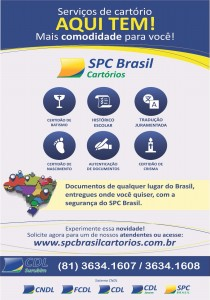 SPC Cartorios - cdl Surubim