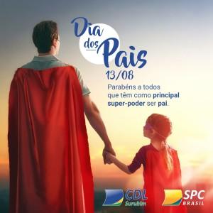 DIA DOS PAIS 2017 - CDL SURUBIM