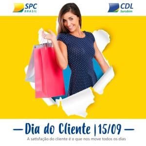 DIA DO CIIENTE 2017 - CDL SURUBIM