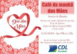 CDL Surubim realiza evento em comemoração ao Dia das Mães