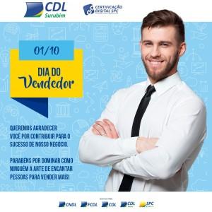 DIA DO vendedor 2018- CDL SURUBIM