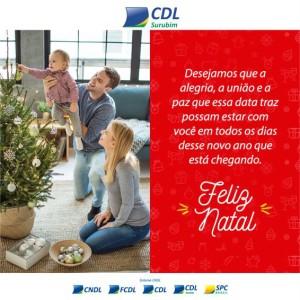 cartao CDL - Surubim