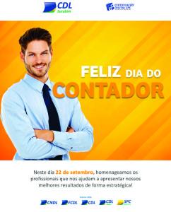 DIA DO CONTADOR CDL SURUBIM 2019