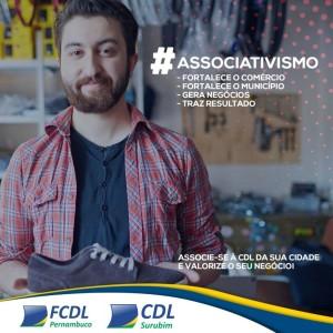 Associativismo - CDL SURUBIM