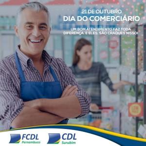 DIA DO COMERCIARIO 2019- CDL SURUBIM