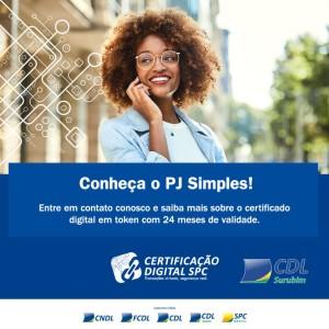 PJ SIMPLES POST 1 CDL SURUBIM