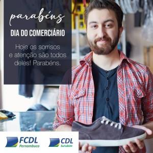 DIA DO COMERCIARIO 2020 CDL SURUBIM