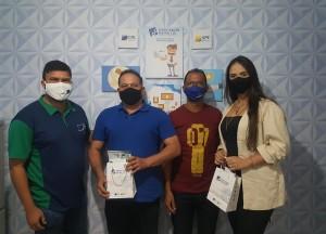 Câmara de Machados emite Certificado Digital na CDL Surubim